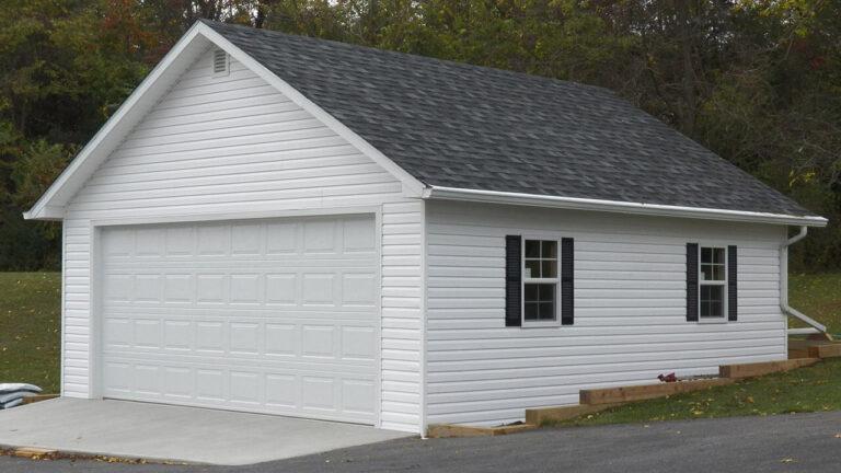 Garage Door Dent Repair