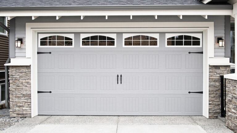 Installing a New Garage Door