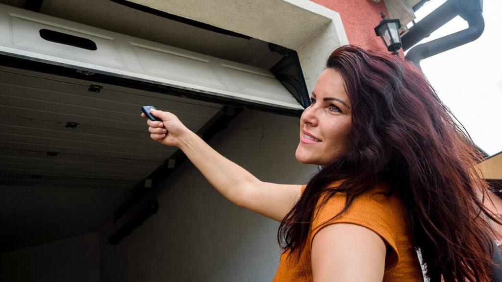 Garage Door Sensor Repair